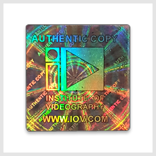 Hologram Stickers