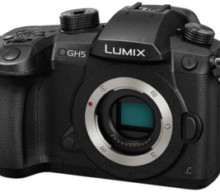 The new Panasonic LUMIX GH5