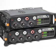 Chris North grabs one of the first SoundDevices MixPre's
