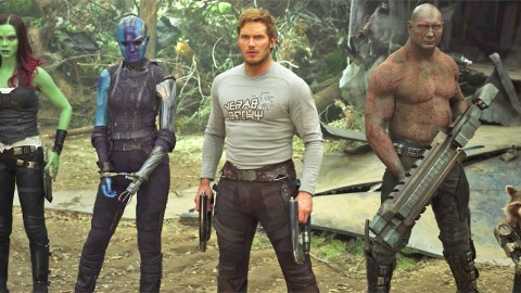 Guardians of the Galaxy' team says why it used Red's 8K camera