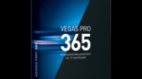 Vegas Pro 365 Release