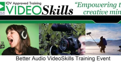 Audio Training 26th September 2019