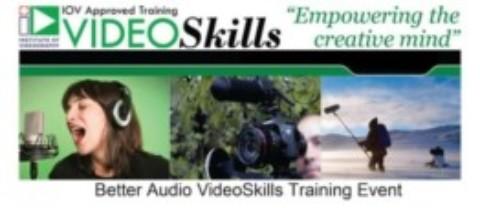 Audio Training 26th September 2019
