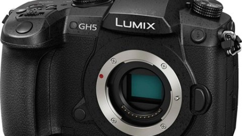 The new Panasonic LUMIX GH5