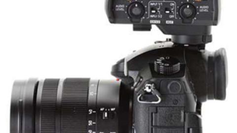 Introduction to Panasonic GH5 camera with Richard Payne