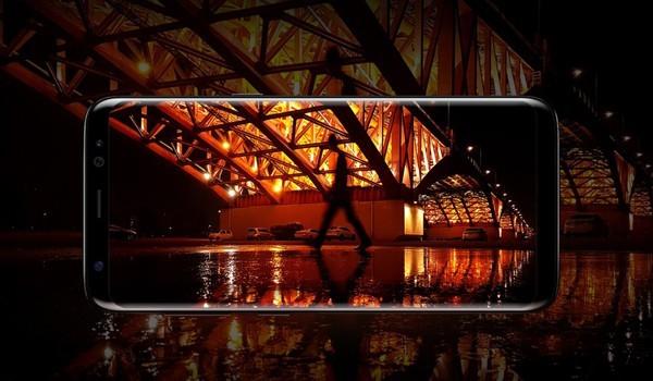 Galaxy S8 Night