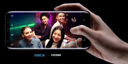 Galaxy S8 Selfie
