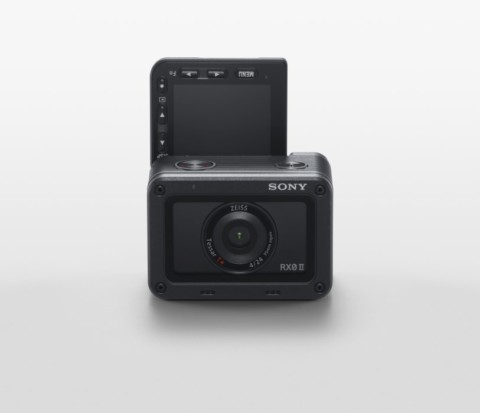 Sony Launches RX0 II